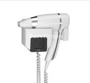 BRITTONY blanco 1600w con soporte frontal + toma de afeitar