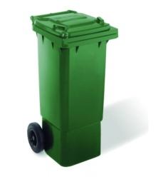 Gran contenedor de basuras de 80 litros
