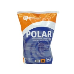Polar 25kg Detergente Sólido En Polvo