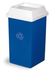 Papeleras de reciclaje