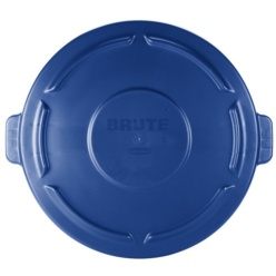 Tapa Para Contenedor Brute® Azul 50,5 x 4,6 cm