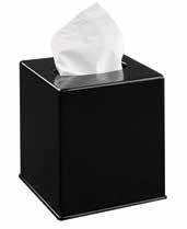 Dispensador TISSUE BOX negre