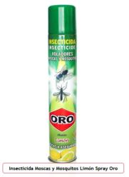 Aerosol insecticida moscas y mosquitos limón 1000cc