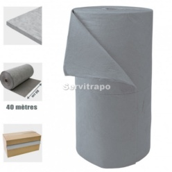 ABSORBENTS 1 CAIXA DE 1 ROTLLO DE 80 CM X 40 M