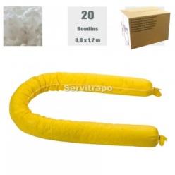 ABSORBENTS 1 CAIXA D'20 BARRERES 7,5 X 120 CM