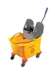 Carro autoportant MONOSENO groc