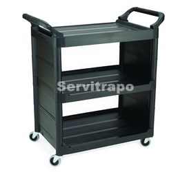 FG342100BLA carro Rubbermaid