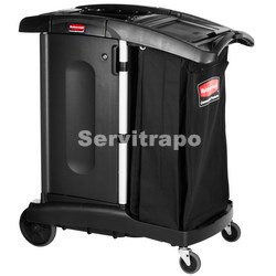 FG9T7700BLA carro Rubbermaid