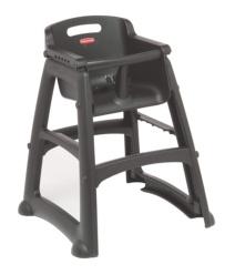 Silla para niños Sturdy Chair™ Negra