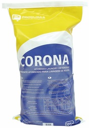 Detergente atomizado de espuma Corona 20kg