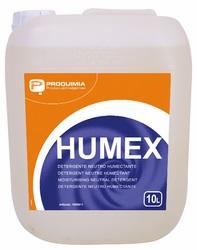 Humex 10 L Aditivo neutro para la humectación y prelavado.