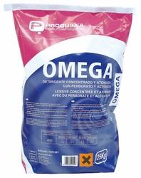 Omega 10kg Detergente concentrado y atomizadocon oxígeno activo