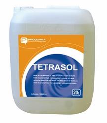 Base alcalina para prelavado y lavado Tetrasol 20L