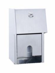 Dispensador de papel higiénico doméstico doble