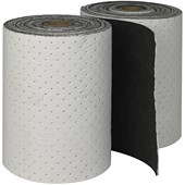 Lote 2 alfombras absorbentes hidrocarburos reforzadas con reverso estanco