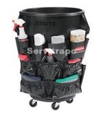 Borsa accessoris amb 12 compartiments per Brute 166,5L