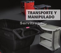 Transporte y Manipulado Rubbermaid