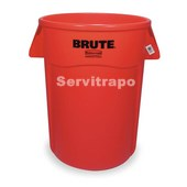 BRUTE® Container with Venting Channels 166.5 l