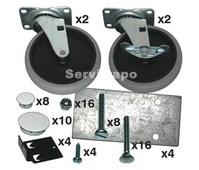 Kit de ruedas Max System Blanco