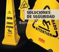 Solucions de Seguretat Rubbermaid