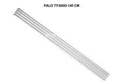 PALO 1,40 CM TITANIO (METALICO EXTRA)