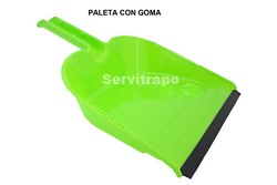 PALETA CON GOMA
