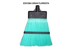 ESCOBA GRAN FLORESTA ESPECIAL HOJAS