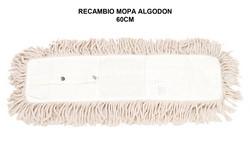 RECAMBIO MOPA ALGODÓN 60 CM