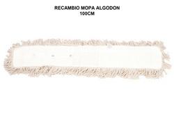 RECAMBIO MOPA ALGODÓN 100 CM