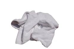 Toalla Blanca de Algodón 100% Precio: 2,40€/kg