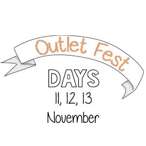 ¡Llega el cuarto OUTLET FEST!