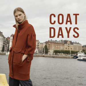 Coat Days - Choose the perfect coat