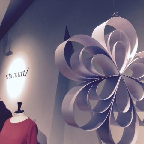 Fundació Àuria ambienta la Navidad de las tiendas Sita Murt
