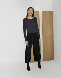 Thin knit cotton sweater