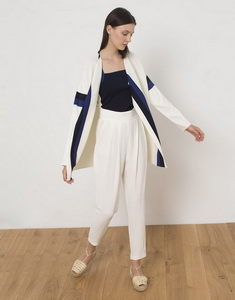 Tricolour Sporty Chic Jacket