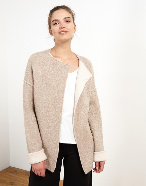 Double Woven Jacket