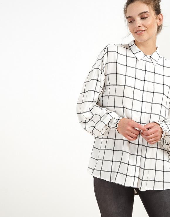 Maxi Check Shirt