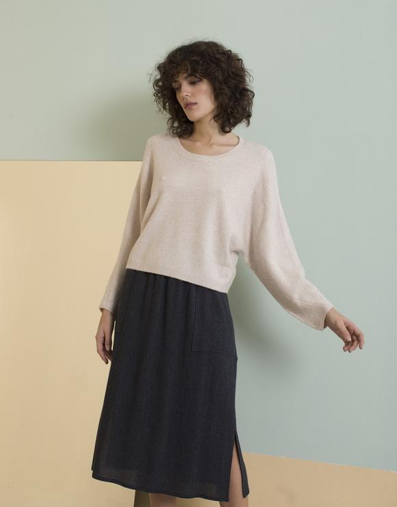 Raising Yarn Sweater