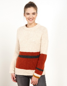 Several Stripes Sweater