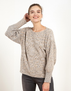 Multicolour Wide Sweater