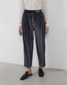 Pantalons De Vellut Estampat