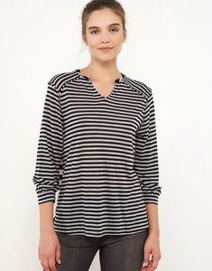 Striped Mix T-Shirt