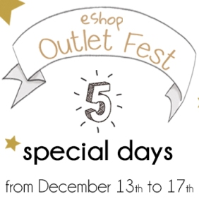CHRISTMAS OUTLET FEST