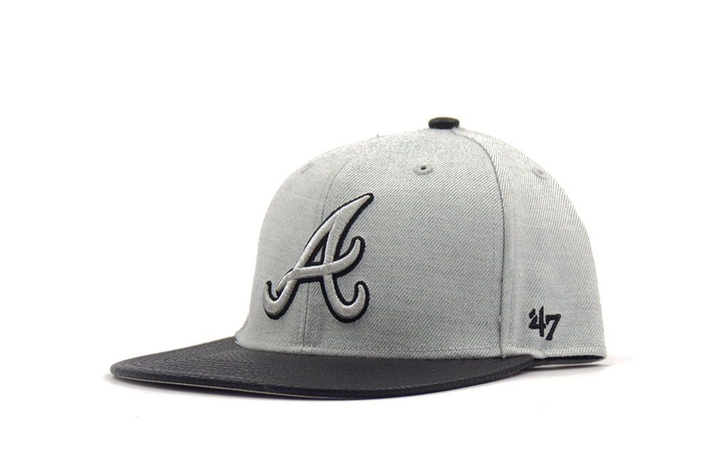 cap 47 brand B RVRSD01WHP GY