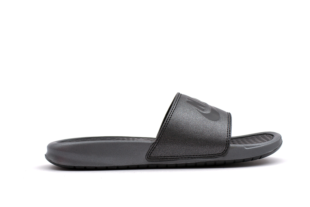 Sapatilhas Nike WMNS Benassi Metallic QS AA4149 001