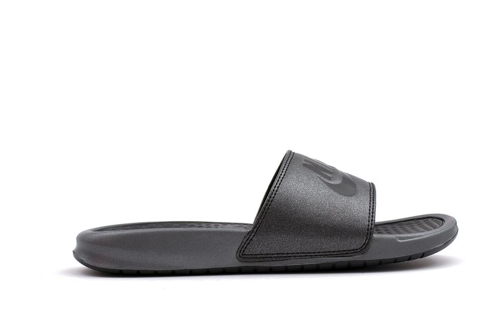 Zapatillas Nike WMNS Benassi Metallic QS AA4149 001
