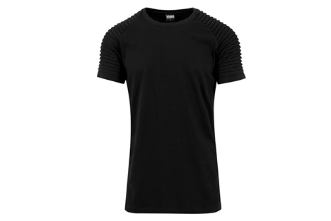 URBAN CLASSIC PLEAT RAGLAN TEE