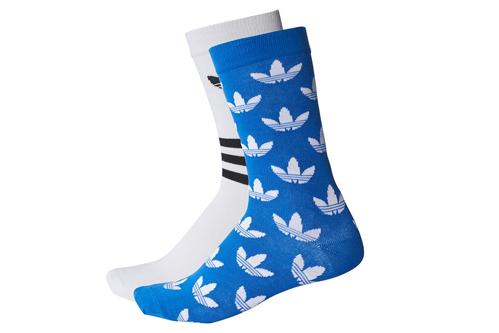 socks adidas t crew sock aop BQ6006