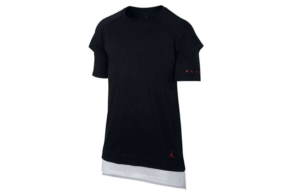 Shirt Jordan M JSW Tee AJ13 DBL LYR 864930 010 Brutalzapas