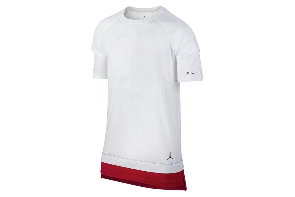 Camisa Jordan M JSW Tee AJ13 DBL LYR 864930 100 Brutalzapas
